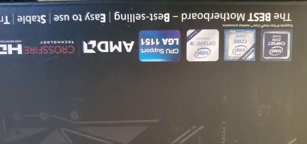 Asus Prime Z370-P Motherboard New+T51 Power Armor Helmet free