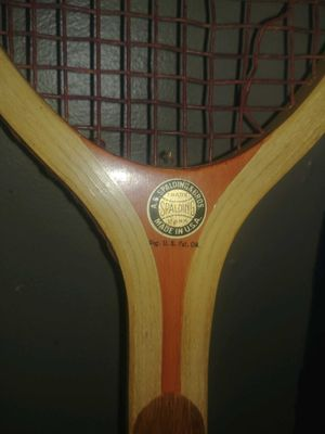 Vintage Wooden Spalding Tennis Rackets for Sale in Cuyahoga Falls, OH