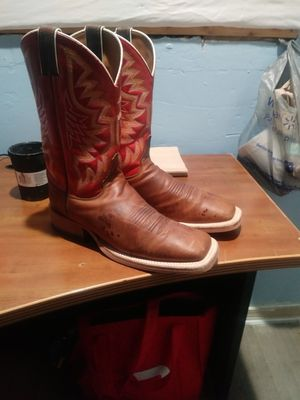 Justin boots for Sale in Duncanville, TX