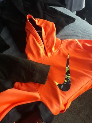 Kids nike hoodie military jacket and peacoat for Sale in San Leandro, CA