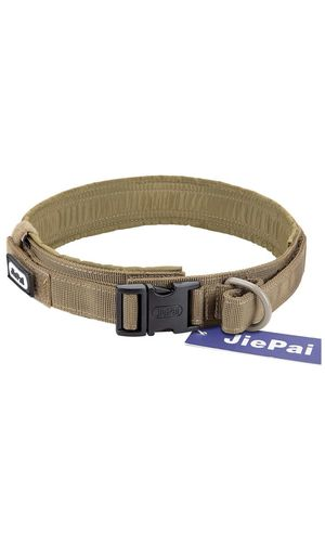 Tactical Dog Collar Military Training Nylon Adjustable Dog Collar with Control Handle for Medium Large Dogs for Sale in Irvine, CA