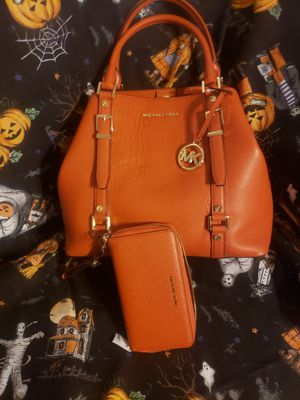 MK handbag and wallet for Sale in Avondale, AZ