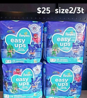Pick Up Only/ Rosedale Area /Size 2/3t Easy Ups Bundle for Sale in Bakersfield, CA