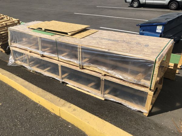 Several free long wood pallets. for Sale in Vancouver, WA ...