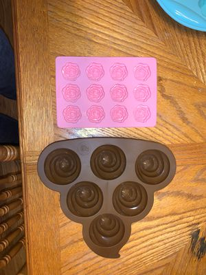 Silicone Molds for Sale in Vacaville, CA