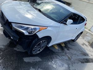 2012-2017 HYUNDAI VELOSTER PARTS OUT for Sale in Opa-locka, FL