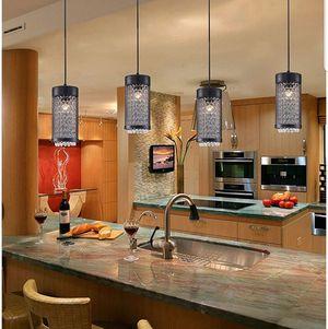 Mini Crystal Chandelier Lighting for Kitchen Island Hallway Bathroom Bedroom Ceiling Hanging Adjustable New for Sale in Hawthorne, NJ