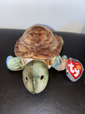 Rare Vintage Limited edition Original TY Speedster the Sea Turtle Beanie Baby for Sale in Lakewood, CA