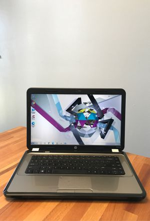 """HP Pavilion G6 1.4Ghz Laptop 15"""" 6GB 450GB HD for Sale in San Diego, CA"""
