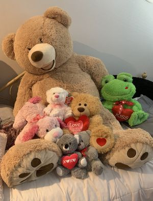 BUNDLE of Stuffed Animals (All like new) for Sale in San Bernardino, CA