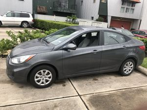 2013 Hyundai Accent for Sale in Houston, TX