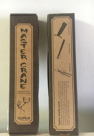 Chopsticks and holder for Sale in Vernon, CA