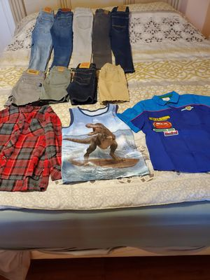 BUNDLE OF CLOTHES FOR BOYS for Sale in South Gate, CA