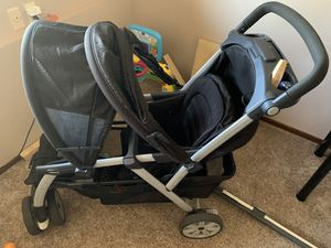 Chico cortina double stroller for Sale in Oregon City, OR