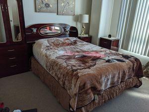 Full bed room set for Sale in La Mesa, CA