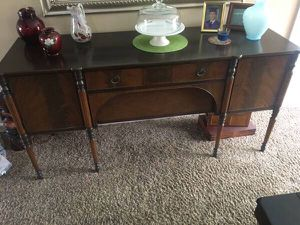Antique sideboard (WM A French furniture company) for Sale in Martinez, CA