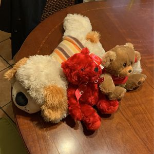 Stuffed Animals 🧸 for Sale in Fort Lauderdale, FL