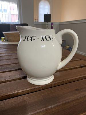 Ceramic jug for Sale in Irving, TX
