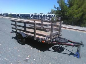 8 ft. Dump trailer for Sale in Bay Point, CA