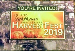 Free! Harvest Festival for Sale in Bloomington, CA