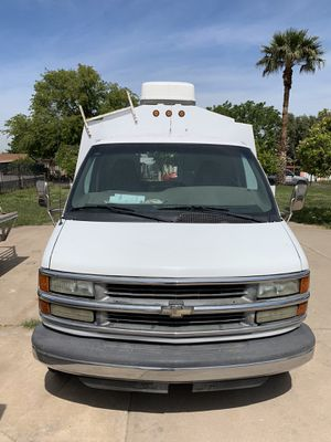 2001 Chevy express utility box truck for Sale in Guadalupe, AZ