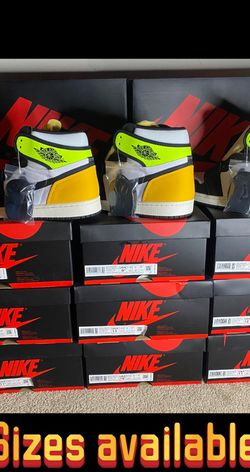 Jordan 1 Retro High Volt University Gold for Sale in Alexandria,  VA
