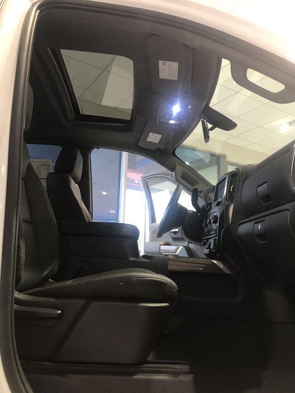 2019 Silverado 4WD LT TB Crew 8-Speed Automatic Trail Boss