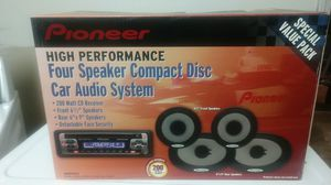 Pioneer Car Audio System for Sale in Reedley, CA