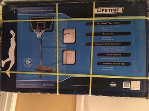 Lifetime Basketball Hoop for Sale in Los Angeles, CA