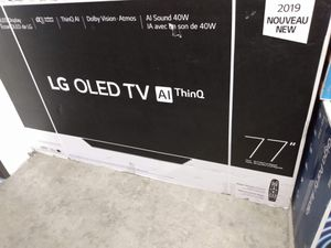 """77"""" LG C9 4K Suhd HDR Dolby atmos smart TVs 2.1 hdmi 2019 for Sale in Huntington Park, CA"""