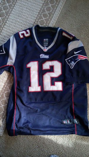 Official Nike Tom Brady Patriots Jersey for Sale in Hughson, CA