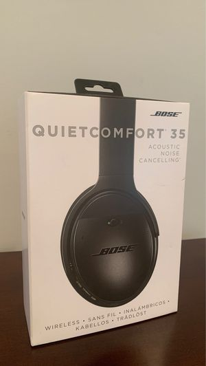 Bose Quietcomfort 35 headphones for Sale in Manalapan Township, NJ