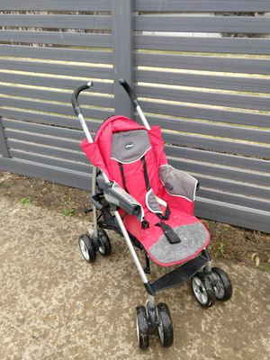 Two strollers - Chicco & Sit-Stand for Sale in Skokie, IL