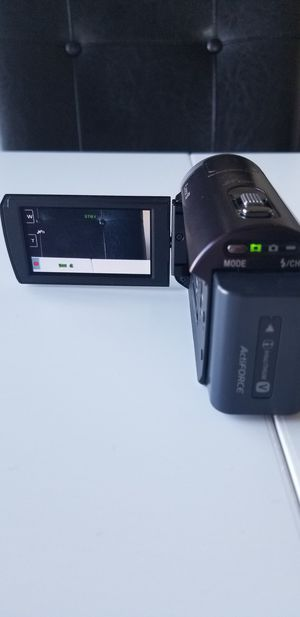 PROFESSIONAL SONY HANDYCAM for Sale in Irving, TX
