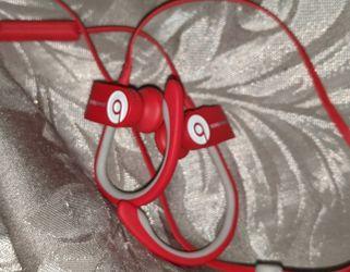 POWER BEATS BLUETOOTH HEADPHONES for Sale in San Jose,  CA