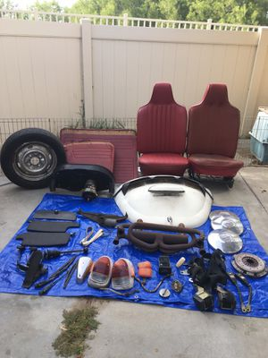 Vw bug 1970 parts for Sale in Anaheim, CA