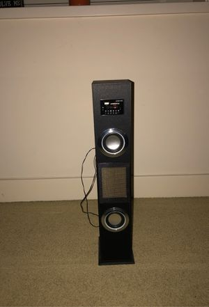 Light up speaker (great sound quality) for Sale in Bellevue, WA