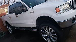 2008 ford f150 xlt 26in rims mileage 82k for Sale in Berwyn, IL