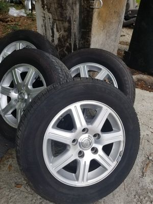 225/50/r16 tires and rims for Sale in College Park, GA