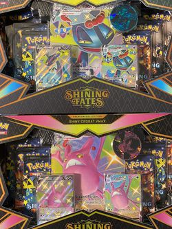 Pokemon Trading Card Game: Shining Fates Premium Collection for Sale in Fort Lauderdale,  FL