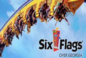 TWO Six Flags tickets!!!! for Sale in Smyrna, GA