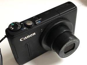 Digital camera Canon S100 12.1MP f/2.0 for Sale in Leominster, MA