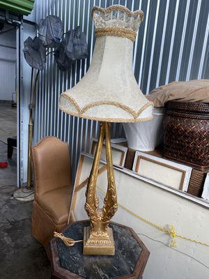 Vintage Lamp/Shade for Sale in St. Louis, MO
