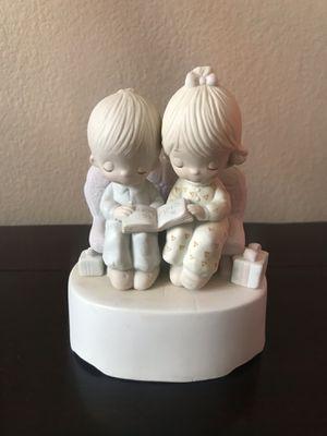 Unto a child is born precious moments music box for Sale in Henderson, NV
