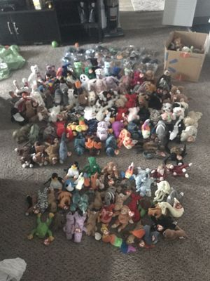 190 Ty Beanie Babies for Sale in Macomb, MI