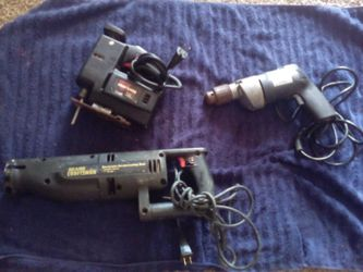 Price drop!!! Craftsman Power Tools for Sale in Wichita,  KS