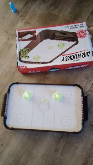 Table top air hockey for Sale in Sequim, WA