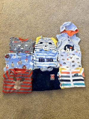 Baby boy sleep and play pajama clothes for Sale in Hampton, VA