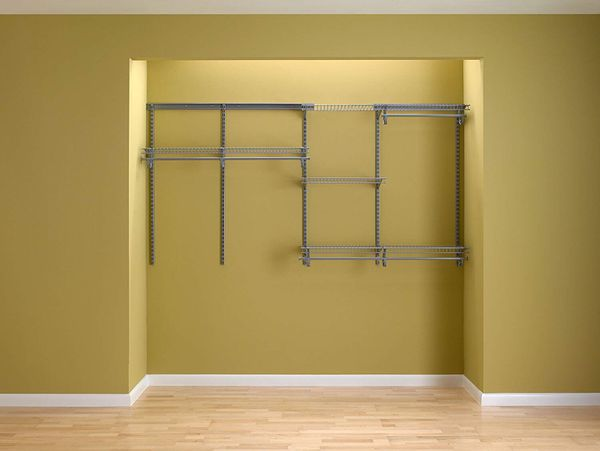 Adjustable Closet Organizer
