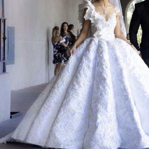Wedding Dress Size Small for Sale in El Cajon, CA